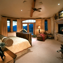 Deer Crest, Deer Valley - Master Suite