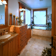 Deer Crest, Deer Valley - Guest Suite 1 Bath