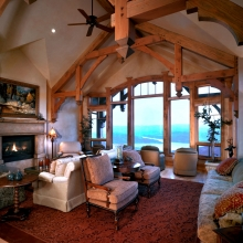 Deer Crest, Deer Valley - Living Room