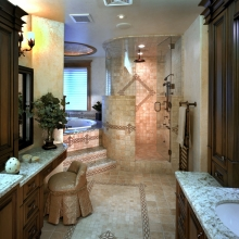 Deer Crest, Deer Valley - Master Bath