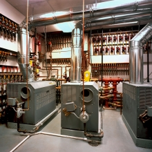 Deer Crest, Deer Valley - Mechanical Room