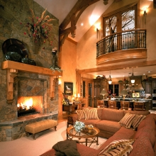 Deer Crest, Deer Valley - Family Room