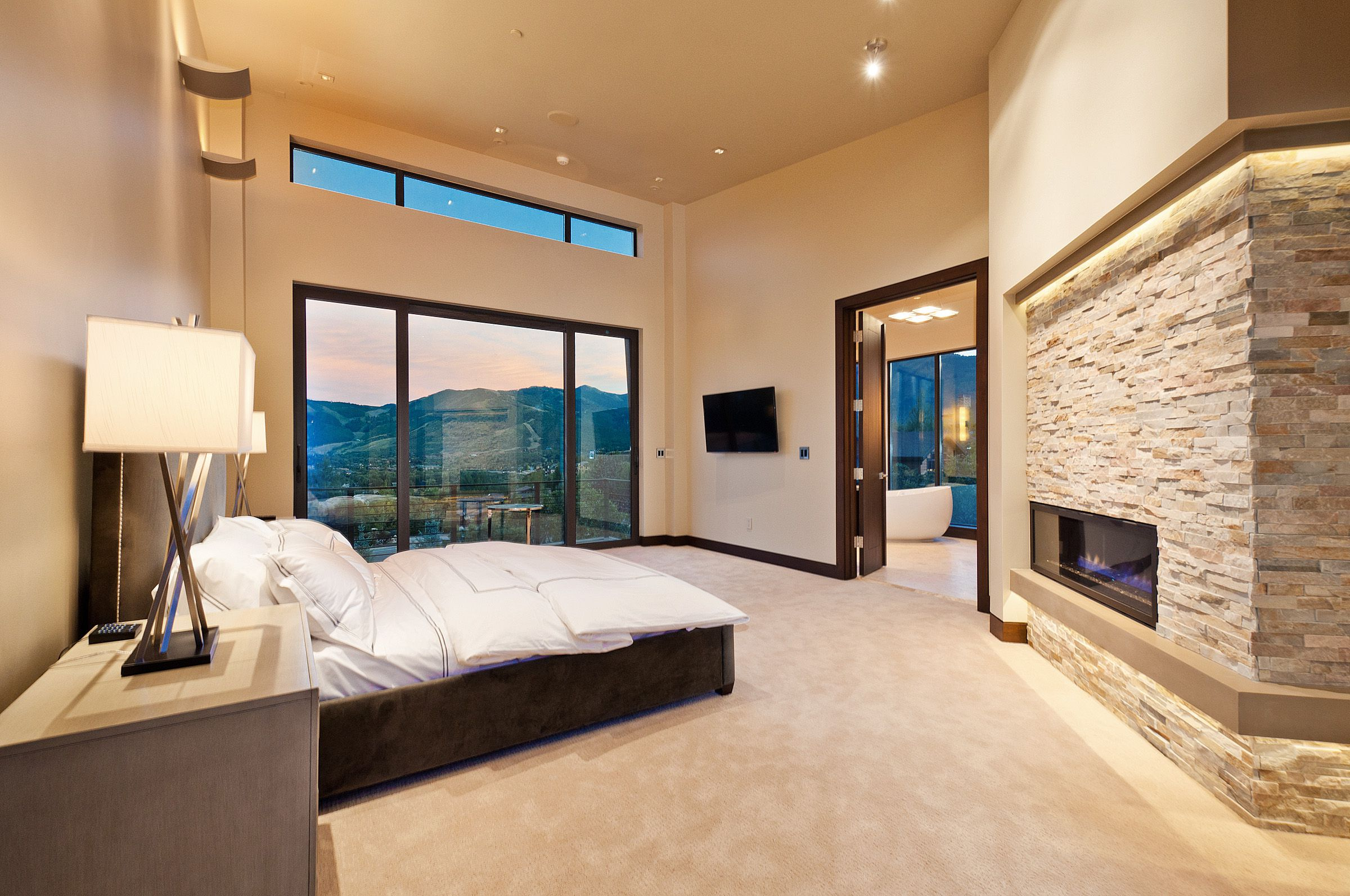 Park city showcase of homes 2012 for Master bedroom on suite