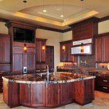 Salt Lake Parade of Homes 2010 - Kitchen