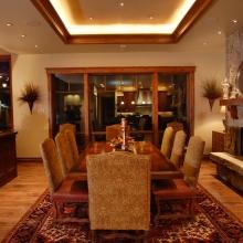 Sunny Knoll Park City - Dining Room