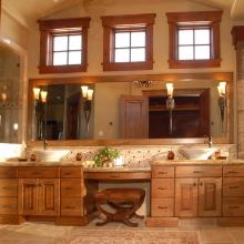Sunny Knoll Park City - Master Bath
