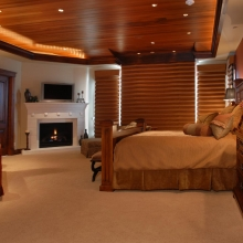 Sunny Knoll Park City - Master Suite